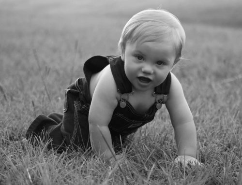 Crawling Babies is More Than Just Cute