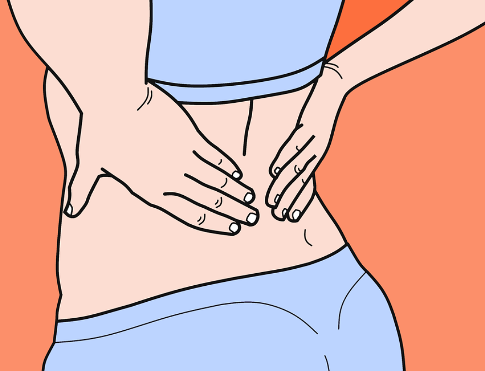 Eliminate Pain in the Nech and Lower Back