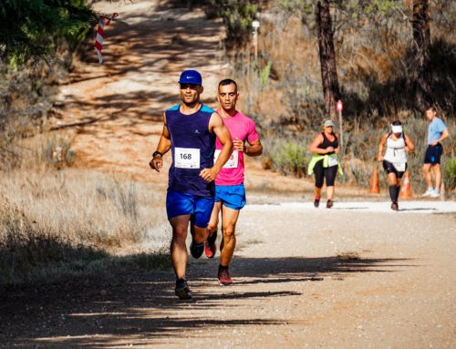 Runners More Competitive with Chiropractic